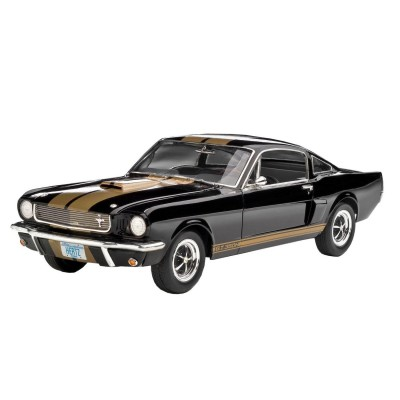 Maquette voiture: '66 Shelby Mustang GT350H Motor-City Muscle - Revell-85-12482