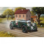 Maquette voiture ancienne : Bentley 4,5L Blower