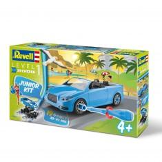 Maquette voiture Junior Kit : Cabriolet