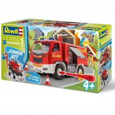 Maquette voiture Junior Kit : Camion de Pompiers