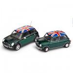 Maquettes voitures : Gift Set : Mini Cooper 1964 et 2000