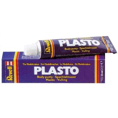 Mastique Revell Plasto 25 ml - Revell-39607