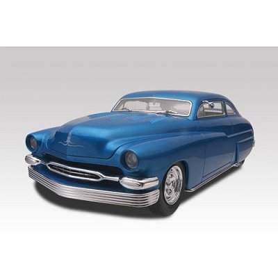 Maquette voiture: Mercury Custom Coupé 3'n1 1949 - Revell-85-12860