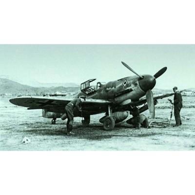 Messerschmitt Bf109 G-6 - Revell-04665