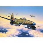 Maquette avion: Messerschmitt Me 262 A-1a