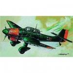 Maquette avion: Micro Wings : Junkers Ju 87B Stuka