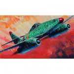 Maquette avion: Micro Wings : Messerschmitt Me 262A