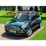 Maquette voiture: Model-Set: Mini Cooper