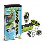 Montre à monter Make your Watch : Vert et noir