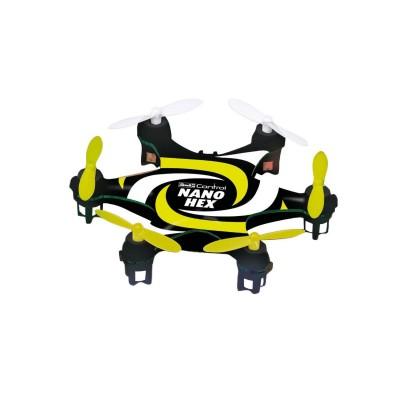 Multicopter Nano Hex noir et jaune - Revell-23947