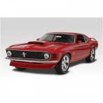 Maquette voiture : Mustang Boss 429  3'n 1 1970
