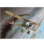 Maquette avion: Nieuport N.28 C-1