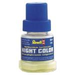 Peinture phosphorescente Night Color: Flacon de 30 ml