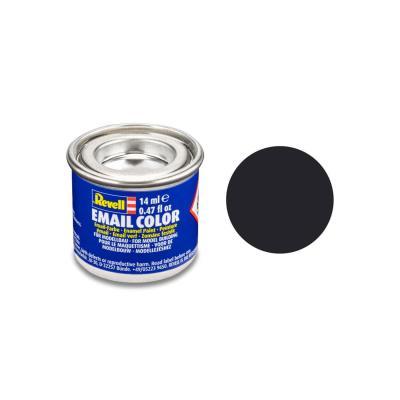 Noir goudron mat n°6 - Revell-32106