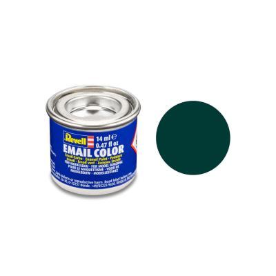 Noir-vert mat n°40 - Revell-32140