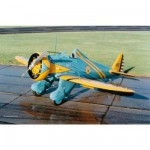 Maquette avion: P-26A Peashooter