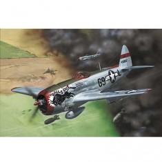 Maquette avion: P-47 D-30 Thunderbolt