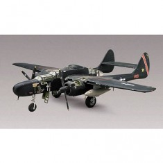Maquette avion : P-61 Black Widow