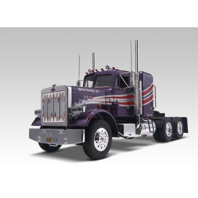 Maquette Camion: Peterbilt 359 Conventional Tractor - Revell-85-11506
