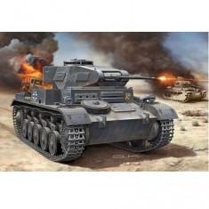 Maquette Char: PzKpfw II Ausf. F