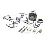 Quadrocoptère radiocommandé : Formula Q