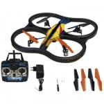 Quadrocoptère Sky Spider RTF