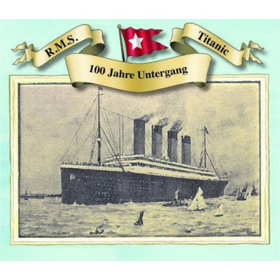 Maquette bateau: R.M.S. Titanic - Revell-05210