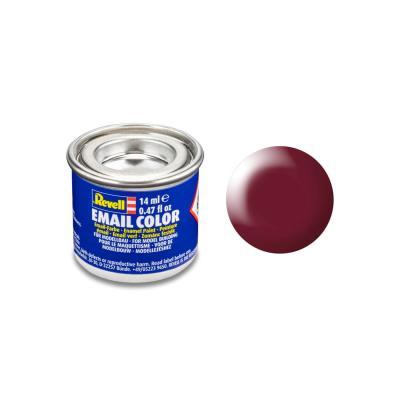 Rouge bordeau satiné n°331 - Revell-32331