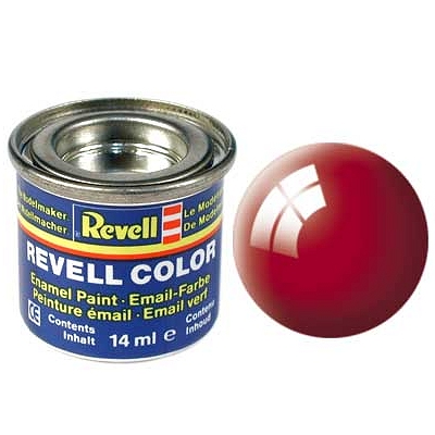 Rouge feu brillant n°31 - Revell-32131