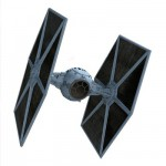 Maquette Star Wars : Easy Kit Pocket : TIE Fighter