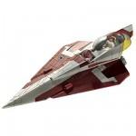 Maquette Star Wars : Easy Kit : Obi-Wan's Jedi Starfighter