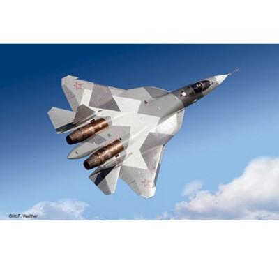 Maquette avion: Sukhoi T-50 - Revell-04664