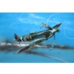 Maquette avion: Supermarine Spitfire Mk V