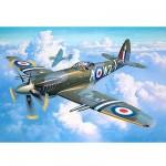 Maquette avion: Supermarine Spitfire Mk.22/24