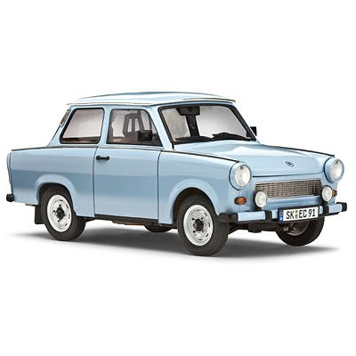 Maquette voiture: Trabant 601S - Revell-07256