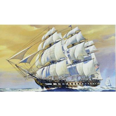 Maquette bateau: USS Constitution - Revell-85-15404