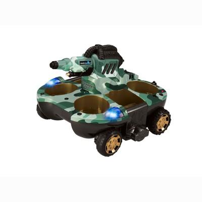 revell vehicule militaire amphibie radiocommande  amphibious scout