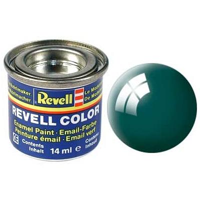 Vert foncé brillant n°62 - Revell-32162