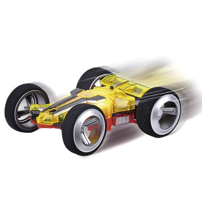 Voiture Radiocommandée : Stunt Car Two Side jaune/rouge - Revell-24612