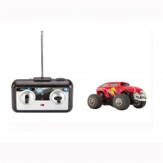 Voiture radiocommandée Mini RC Truck : CM191 Rouge
