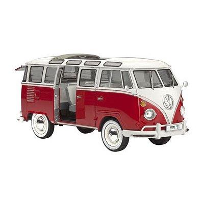 Maquette Volkswagen T1 Samba Bus - Revell-07399