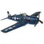 Maquette avion: F6F-5 Hellcat
