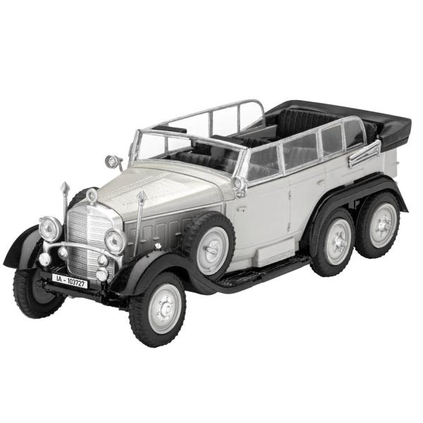 "Maquette véhicule militaire : German Staff Car ""G4"" - Revell-03268"