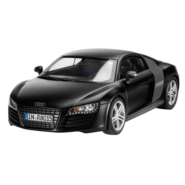 Maquette voiture : Audi R8 - Revell-07057