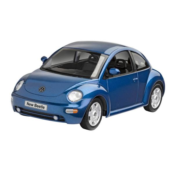 Maquette voiture : Easy Click : VW New Beetle - Revell-67643