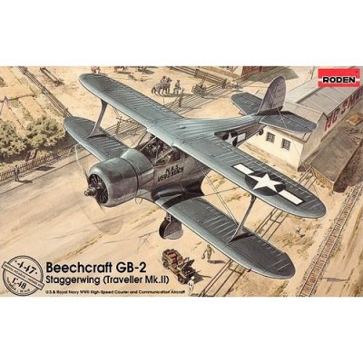Maquette avion : Beechcraft GB-2