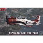 Maquette avion : North American T-28B