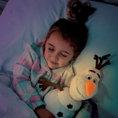 Peluche lumineuse Go Glow Pal : La Reine des Neiges (Frozen) : Olaf