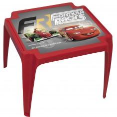 Bureau et chaise en bois orange et bleu jeux et jouets janod avenue des jeux for Bureau janod
