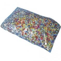 Confettis Sac de 450 gr : Multicolore